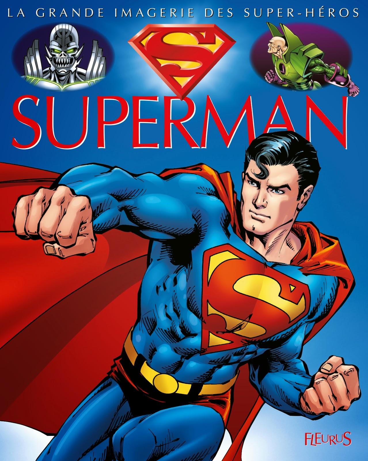Quand des super h ros sont pr sent s en images les - Signe de superman ...