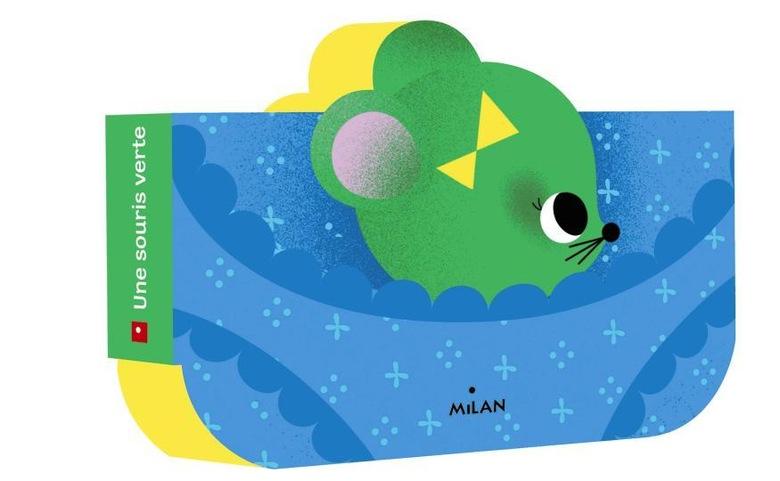 Quand les comptines enchantent petits et grands les enfants la page - Une souris verte singe ...