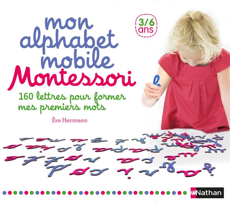 Hervorragend Quand apprendre l'alphabet est un jeu d'enfant avec Montessori  SO54
