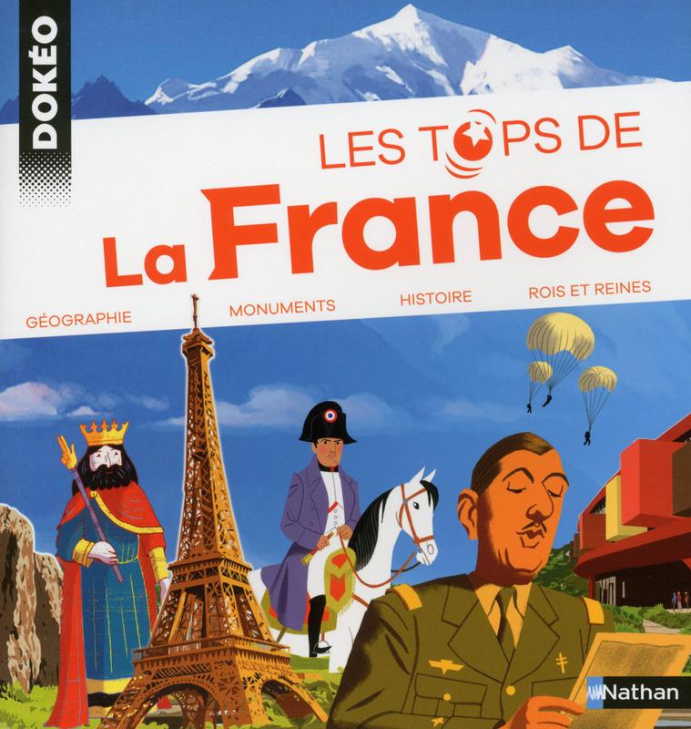 Tops de la France Lesenfantsalapage