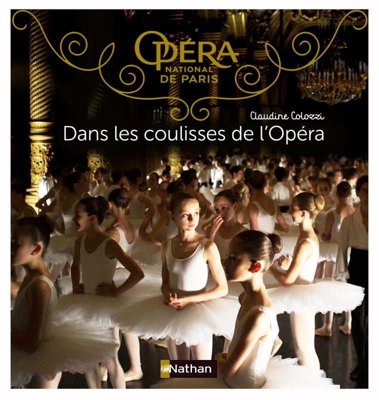 coulisse de l'opéra Lesenfantsalapage