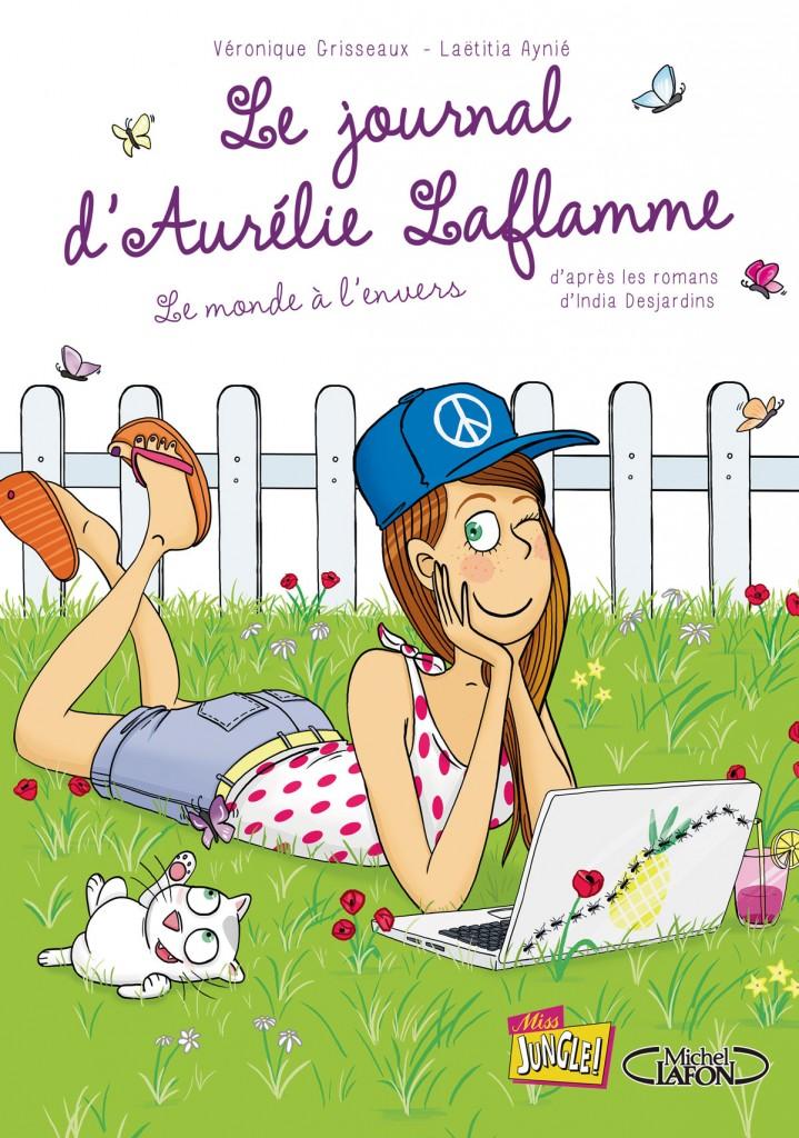 journal Aurélie Laflamme Lesenfantsalapage