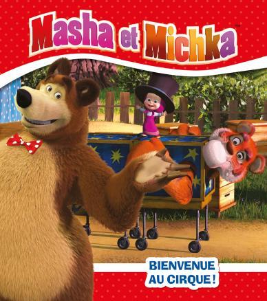 masha et michka Lesenfantsalapage