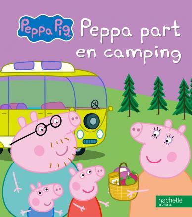 peppa part en camping Lesenfantsalapage