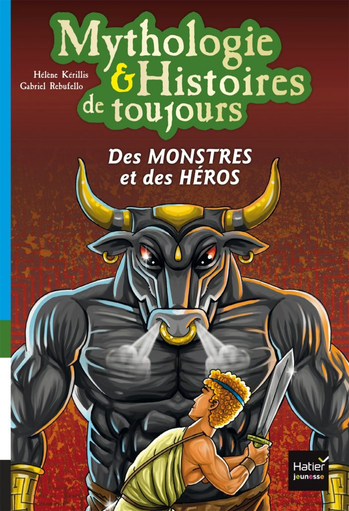Des monstres et des héros Lesenfantsalapage