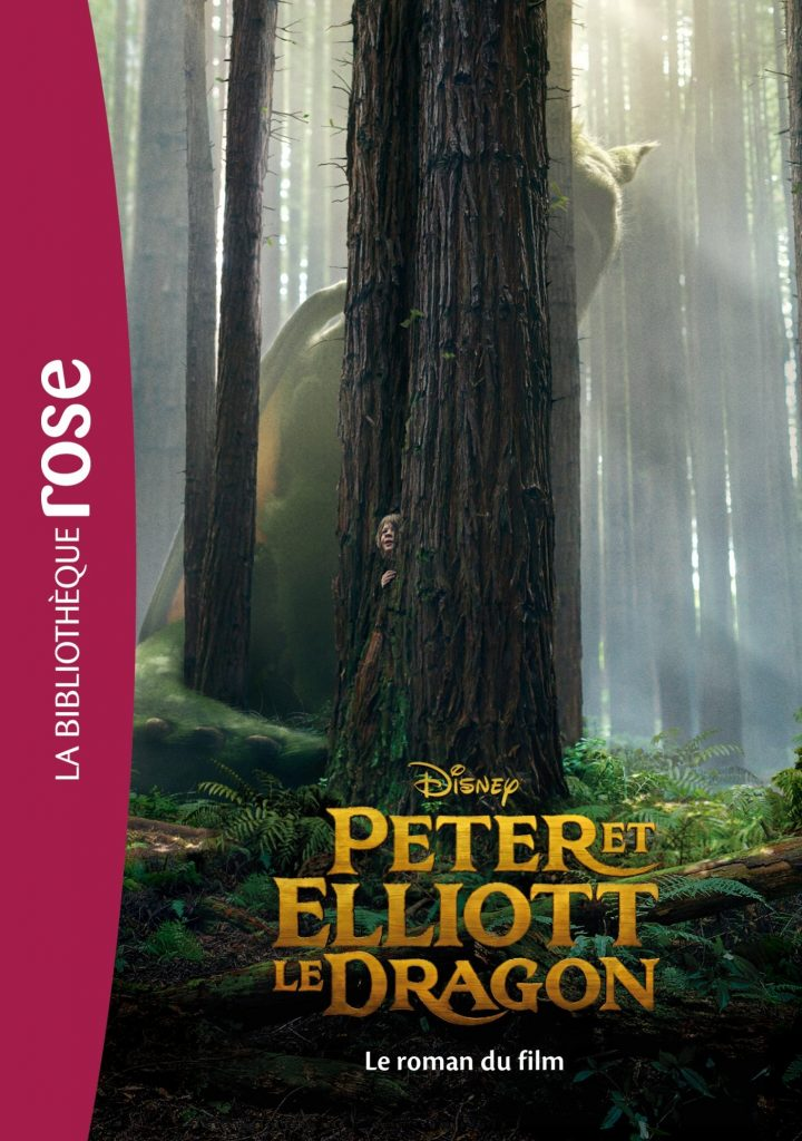 Peter et Eliott le dragon Lesenfantsalapage