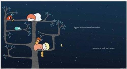 Quand un enfant s'endort... illust