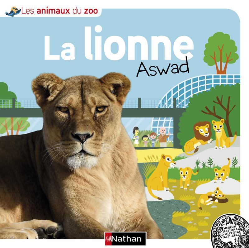 la lionne Aswad Lesenfantsalapage