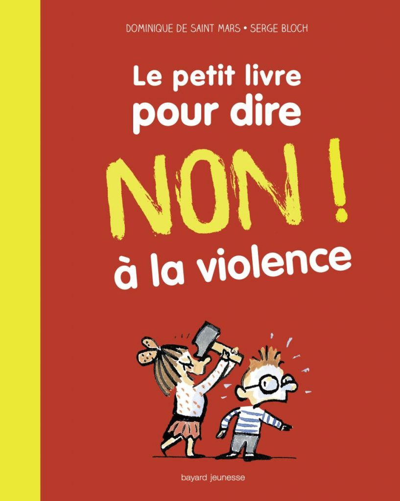 Le petit Livre NON a la violence.indd