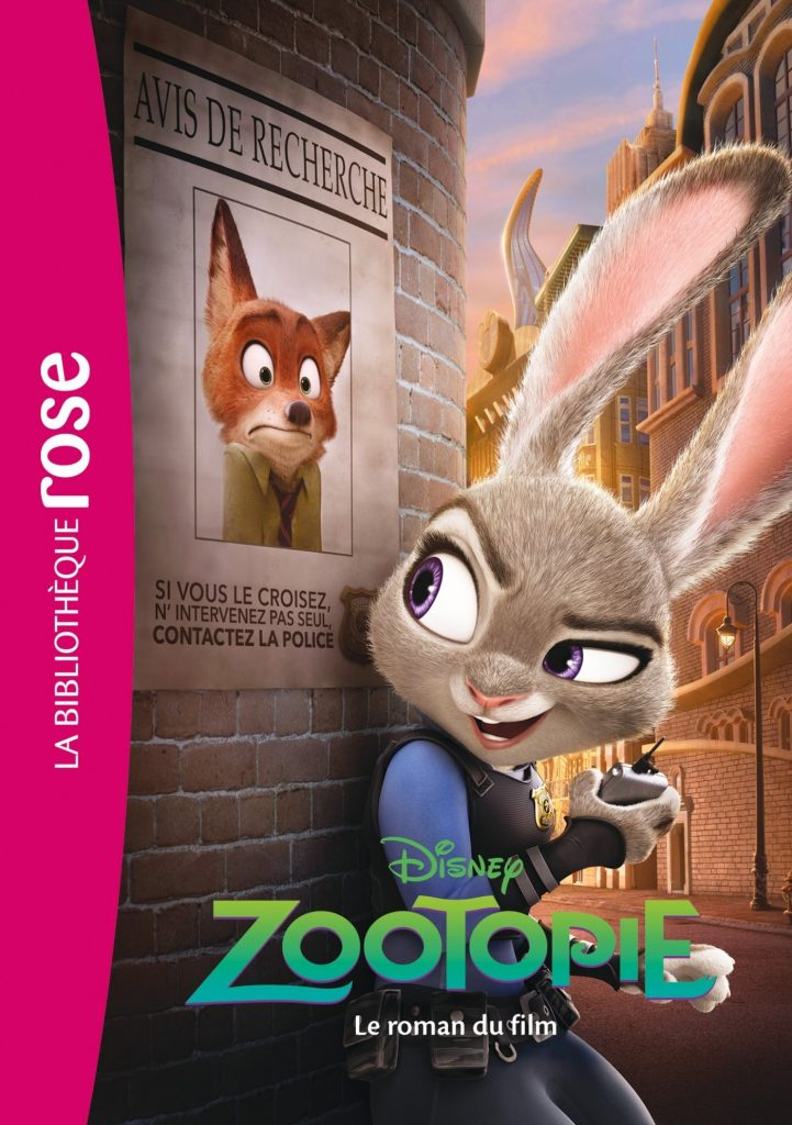 zootopie Lesenfantsalapage