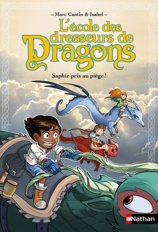 L'école des dragons Lesefantsalapage