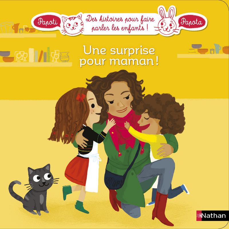 une-surprise-pour-maman-lesenfantsalapage