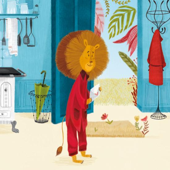 vignette-un-lion-tres-coquet-les-enfantsalapage