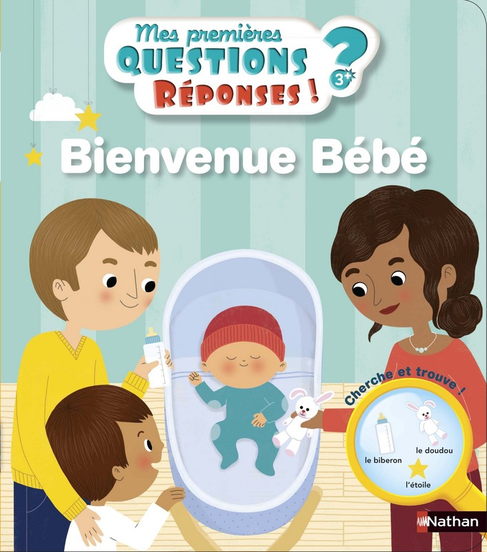Bienvenue bébé Lesenfantsalapage