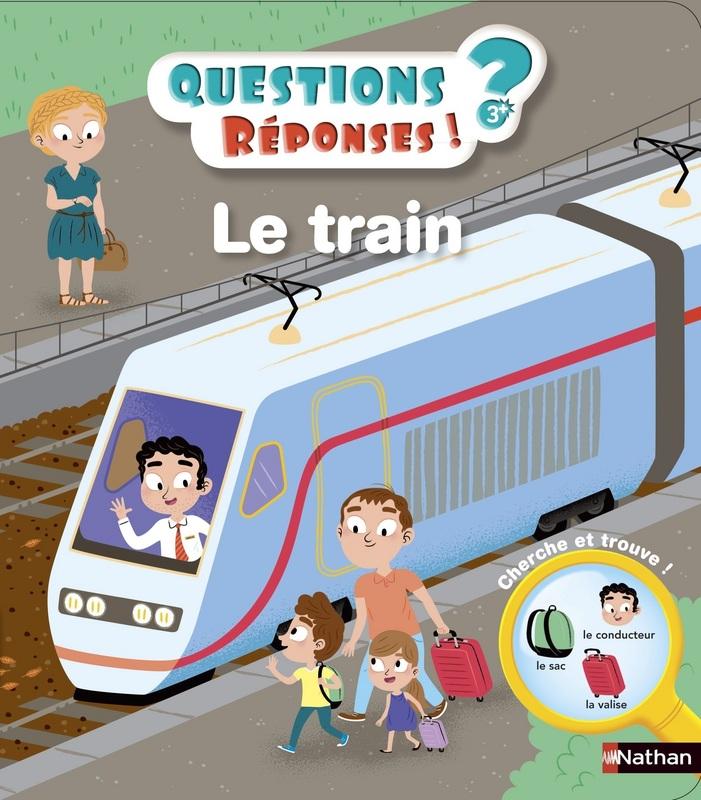 Le train Lesenfantsalapage