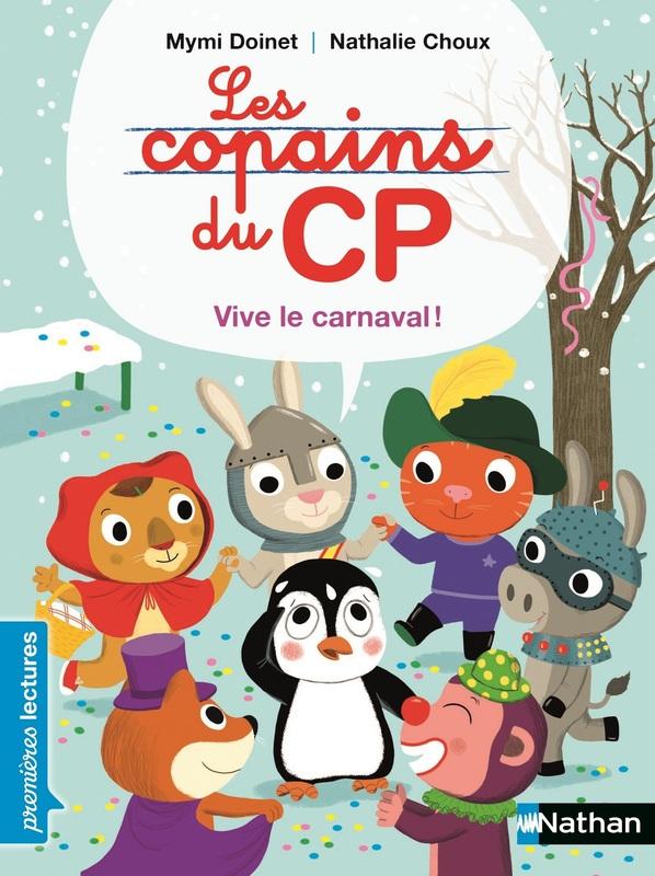 Les copains de CP Vive le carnaval Lesenfantsalapage