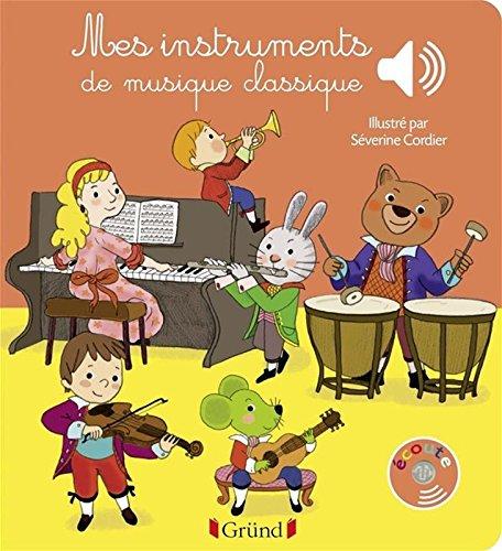 Mes instruments de musique classique Lesenfantsalapage