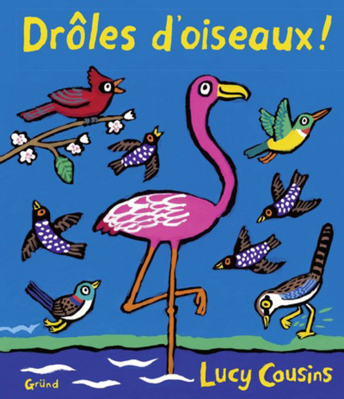 drôles d'oiseaux Lesenfantsalapage