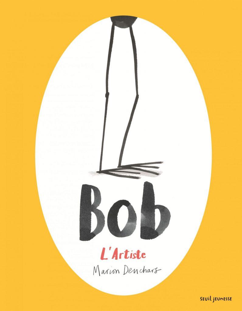 Bob l'artiste Lesenfantsalapage