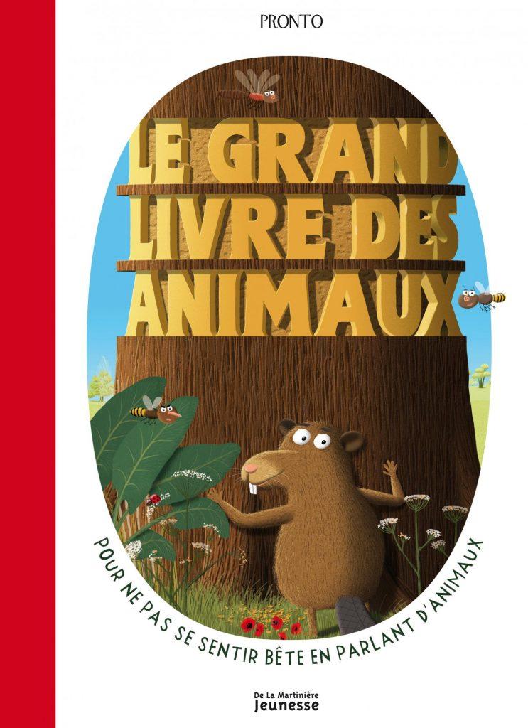 Le grand livre des animaux Lesenfantsalapage