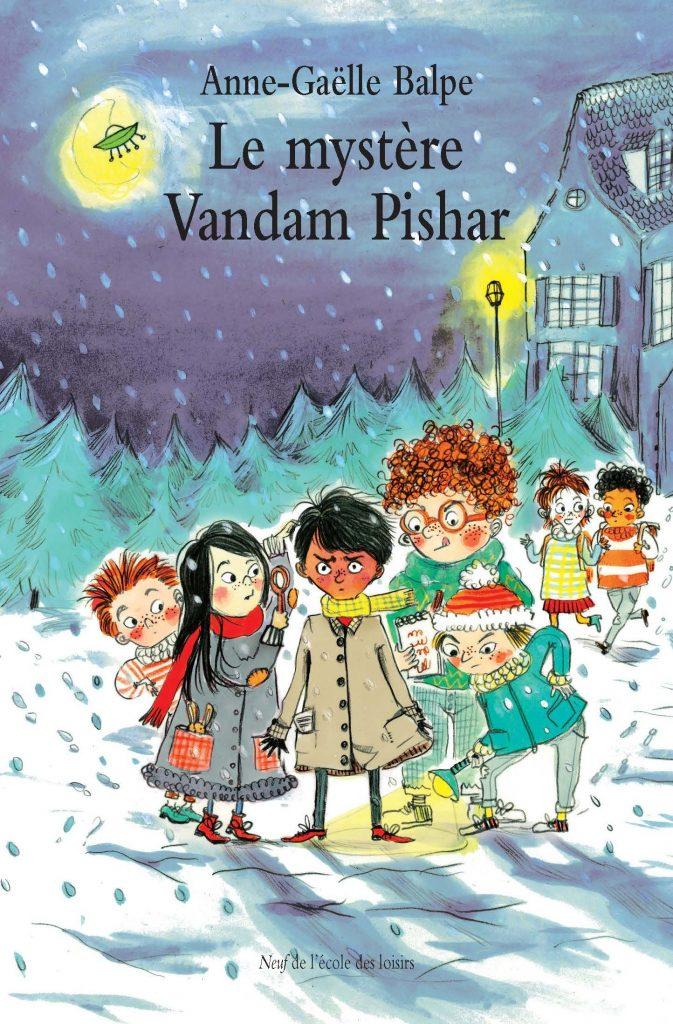 Le mystère Vandam Pishar Lesenfantsalapage