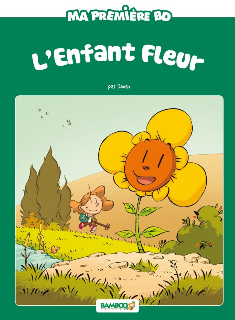 L'enfant fleur Lesenfantsalapage