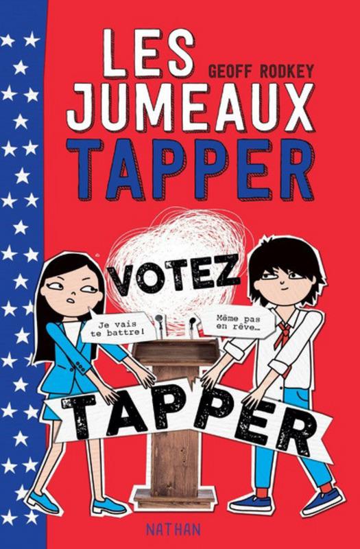 Les jumeaux Tapper - Votez Tapper