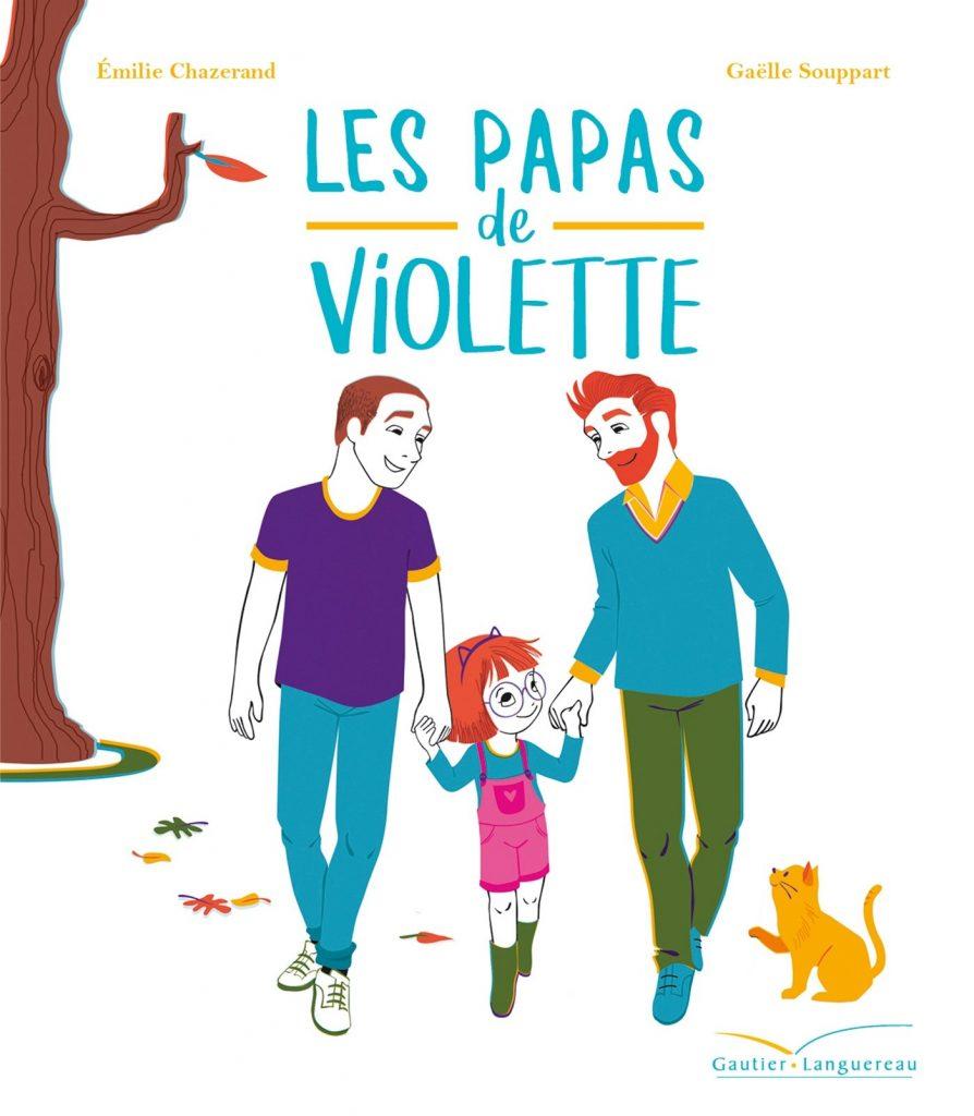 Les papas de Violette Lesenfantsalapage