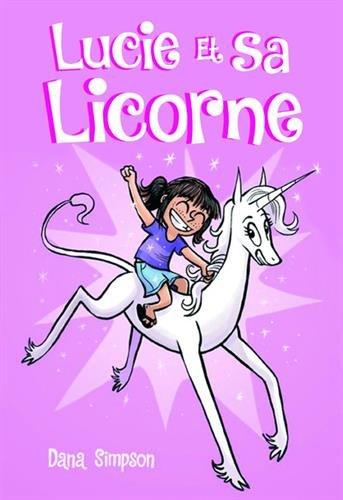 Lucie et sa licorne Lesenfantsalapage