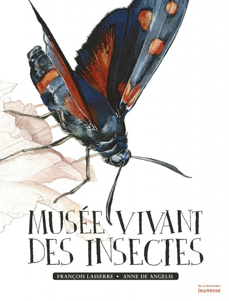 Musée vivant des insectes Lesenfantsalapage