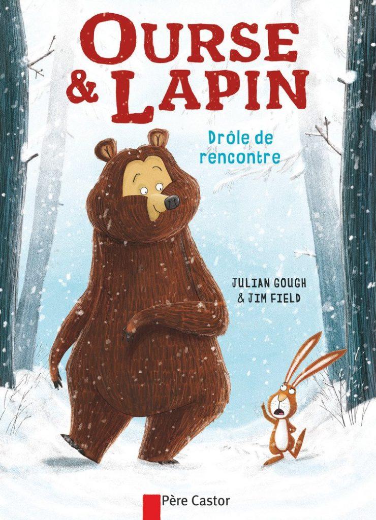 Ourse & Lapin Drole de rencontre Lesenfantsalapage