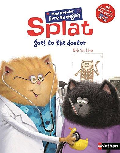 Splat goes to the doctor Lesenfantsalapage
