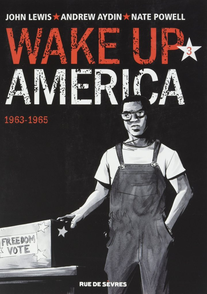 Wake up America, Tome 3 1963-1968 Lesenfantsalapage