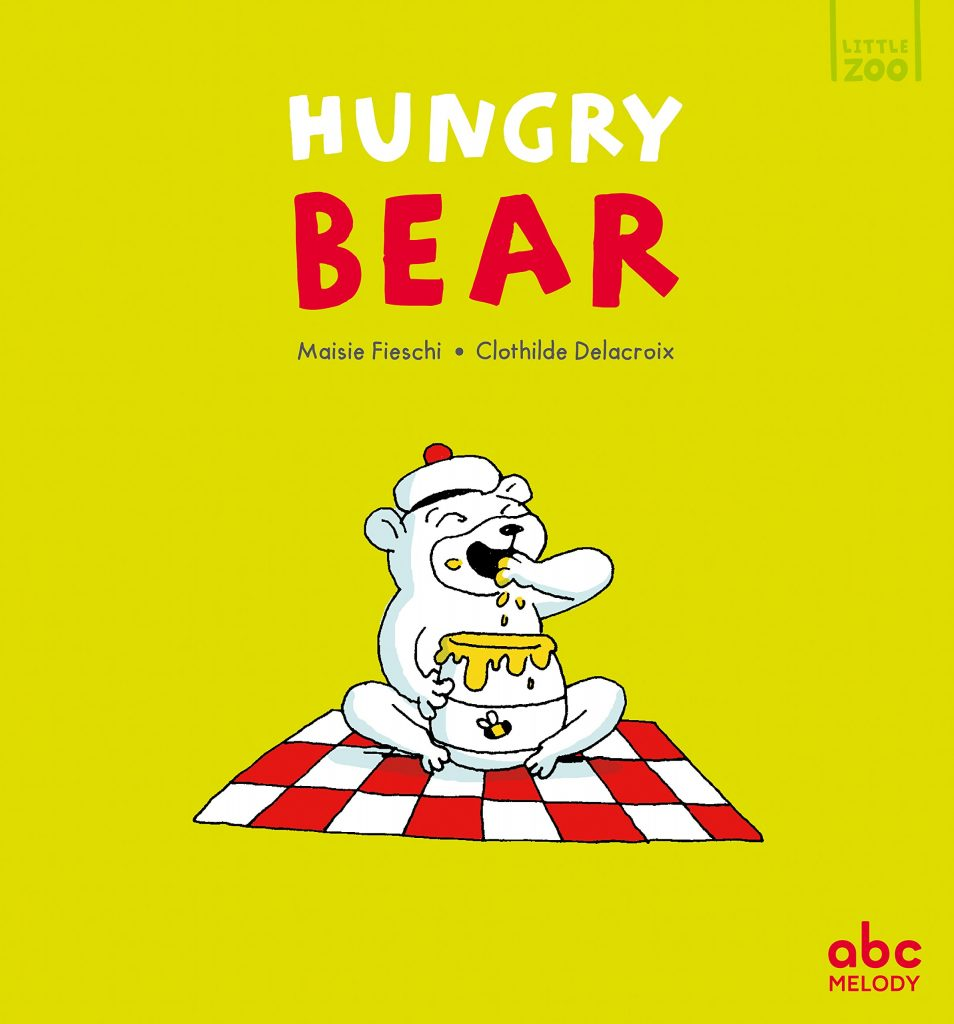hungry bear Lesenfantsalapage