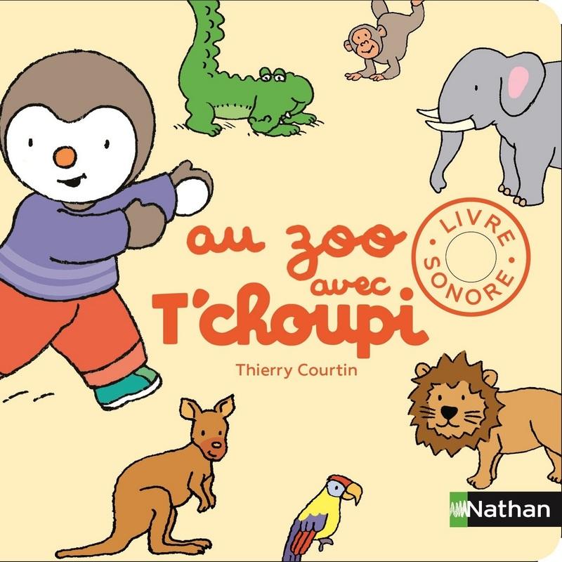Au zoo avec T'choupi