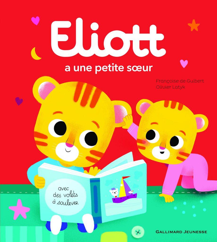 Eliott a une petite sœur Lesenfantsalapage