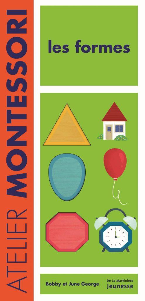 Les Formes Atelier Montessori Lesenfantsalapage