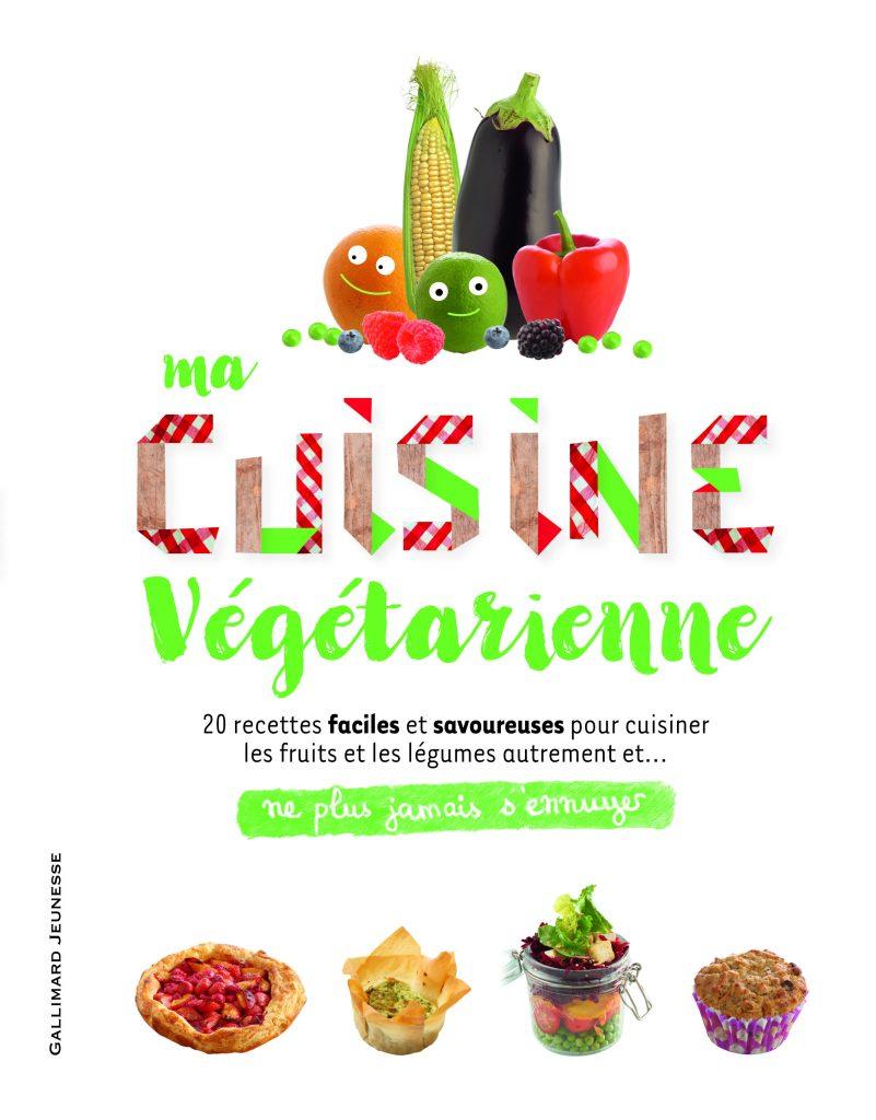 Ma cuisine végétarienne Lesenfantsalapage