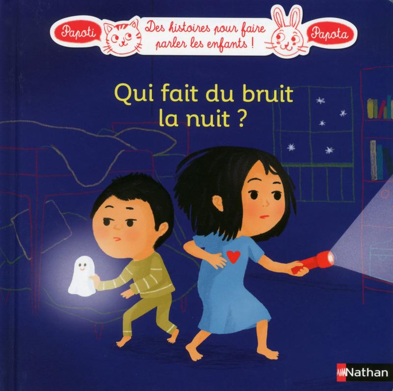 Quand des livres invitent les petits raconter et parler les enfants la page - Bruit dans les combles la nuit ...