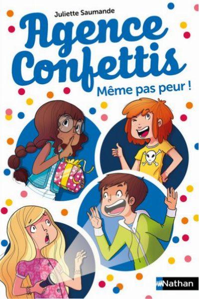 Agence Confettis - Même pas peur