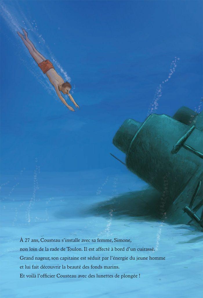 Cousteau illust
