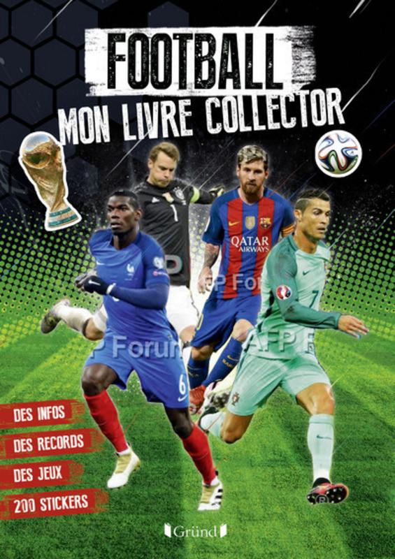 Football mon livre collector