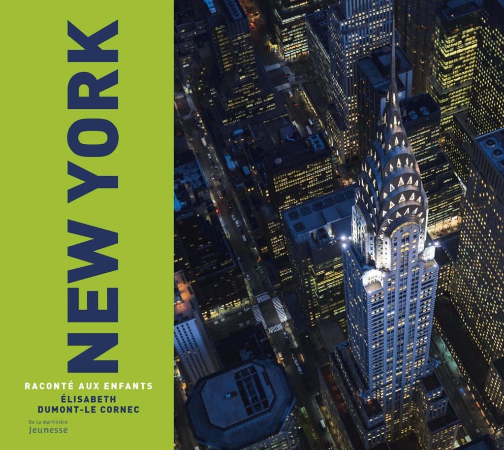 New York raconté aux enfants Lesenfantsalapage