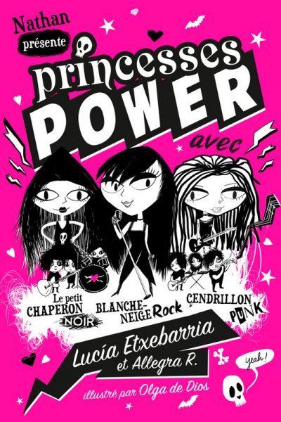 Princesses Power Lesenfantsalapage
