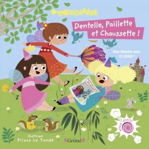 Dentelle, Paillette et Chaussette