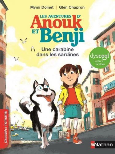 Les Aventures d'Anouk et Benji - Une carabine dans les sardines !