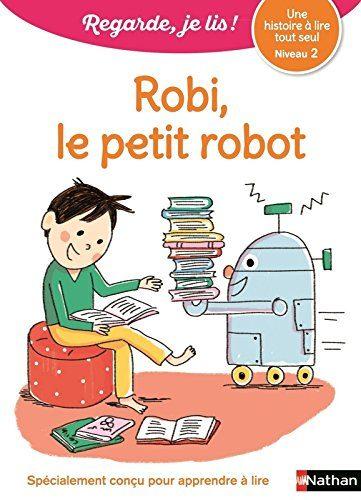 Robi le petit robot