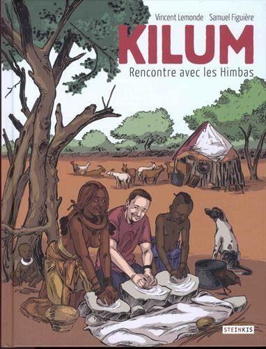 Kilum - Rencontre avec les Himbas