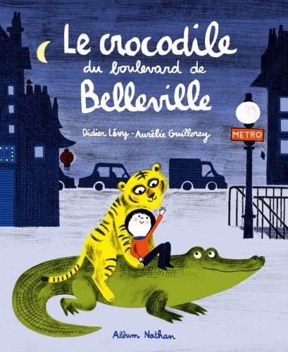 Le crocodile du boulevard de Belleville