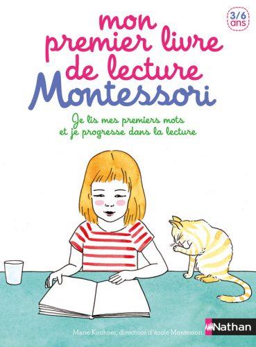 Mon premier livre de lecture Montessori